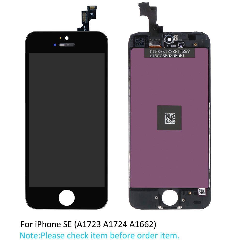 YPLANG Schermo Compatibile con iPhone 6S Bianco 4.7 Display LCD Compatibile con iPhone 6S Digitizer 3D Touch con Kit di Utensili Gratuiti
