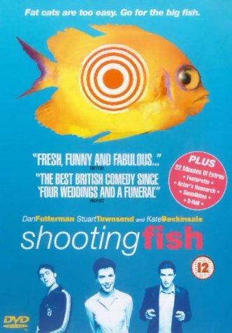 Shooting Fish Shooting Fish DVD 1997 Amazoncouk Dan Futterman Stuart