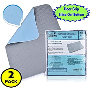 Amazon Com Millie Mats Washable Dog Pee Pads 2 Pack