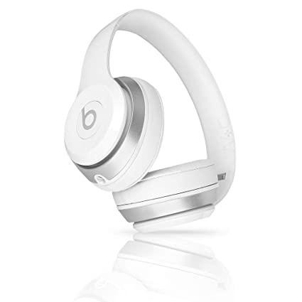 cbac9de647c Amazon.com: Beats Solo 2 Wired On-Ear Headphone (MH8X2AM/A) White ...