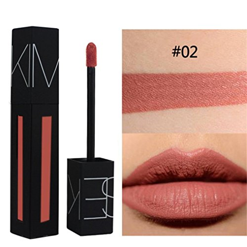 Makeup Velvet Lipstick Sexy lasting Sonnena Lipsticks Crayon Waterproof B Color Long Pencil Clearance Matte qwIqx7nSp
