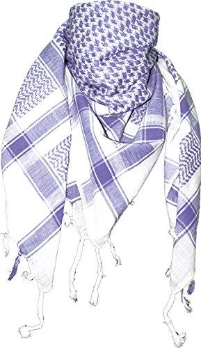 Palestinien Blanc Designs Flittner En Keffieh pourpre Alex Foulard Couleurs 20 xCI1n58W5
