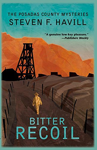 Bitter Recoil (Posadas County Mysteries) from Brand: Poisoned Pen Press