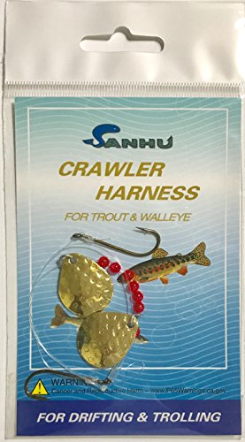 Sanhu Crawler Harness - 10 Packs - Item #624