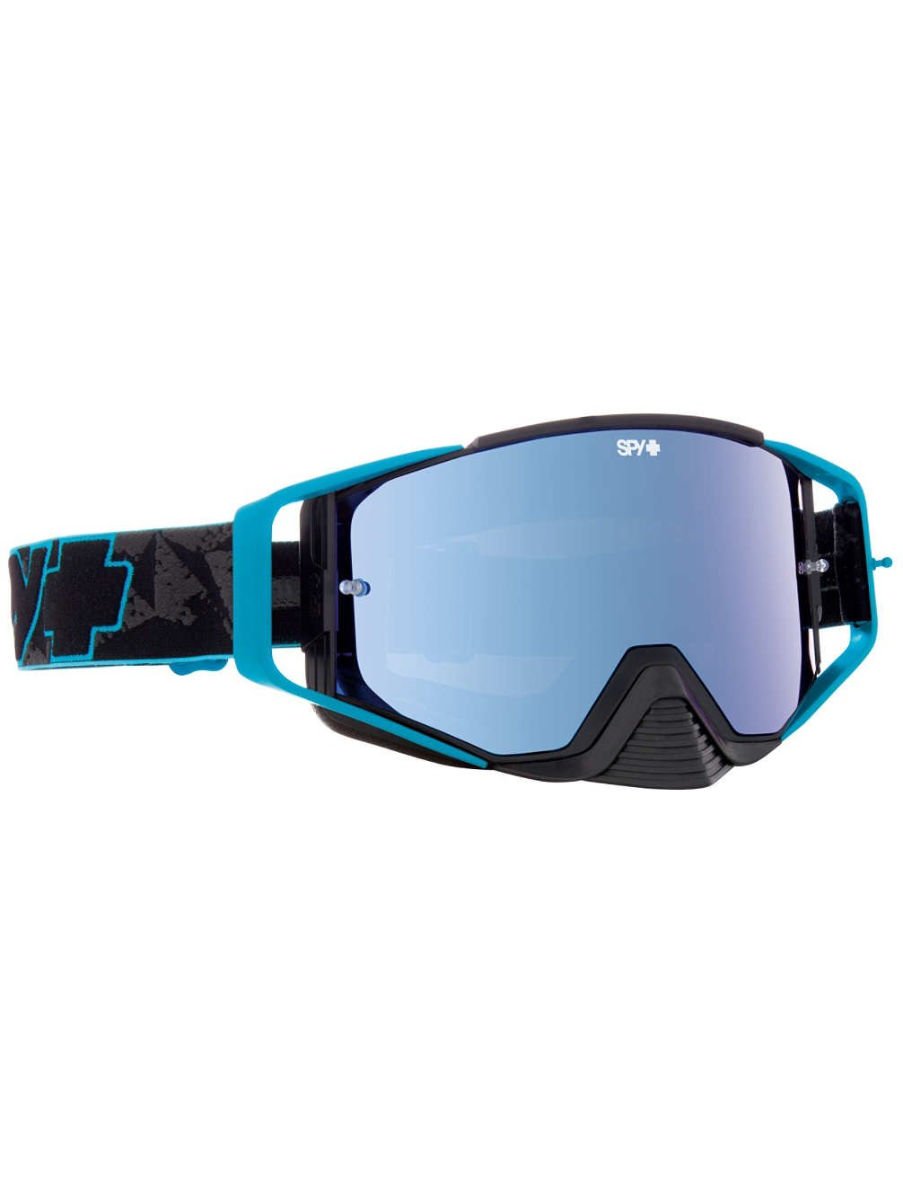Spy Mx Goggles ACE BLUE HIGHLIGHTER, 320071025974
