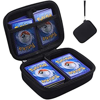 Amazon.com: D DACCKIT Carrying Case Compatible with Pokemon ...