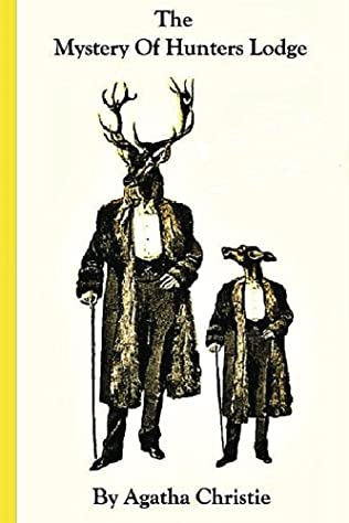 book cover of The Mystery of Hunter\'s Lodge