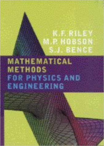 Mathematical methods for physics and engineering a comprehensive mathematical methods for physics and engineering a comprehensive guide fandeluxe Image collections