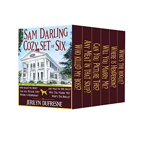 Sam Darling Cozy Set of Six (Sam Darling Mystery) cover