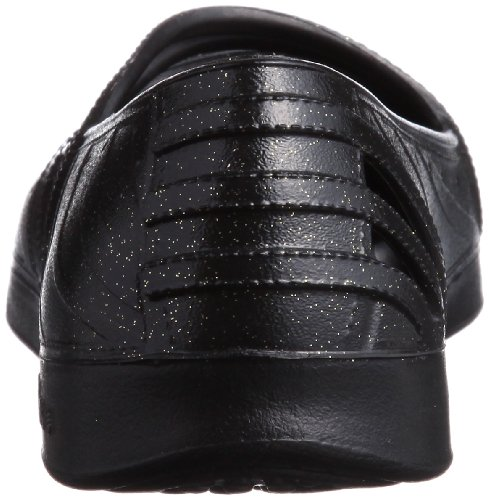 Adidas Ladies QT Comfort Black Jellie Pump Shoes