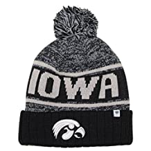 "Iowa Hawkeyes NCAA Top of the World ""Acid Rain 2"" Cuffed Knit Hat"