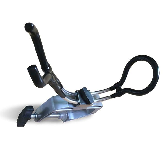 FISHINGGHOST Porte-canette Twin Pack Facile /à Manipuler et /à r/égler Porte-Canne /à p/êche//Bateau 2X Stable Rotation /à 360 degr/és -