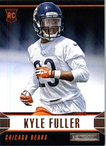 - 2014 Panini Rookies & Stars Football Rookie Card #160 Kyle Fuller - Chicago Bears
