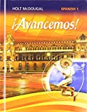 img - for  Avancemos!: Student Edition Level 1 2013 (Spanish Edition) book / textbook / text book
