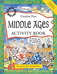 Middle Ages Activity Book (Crafty History)