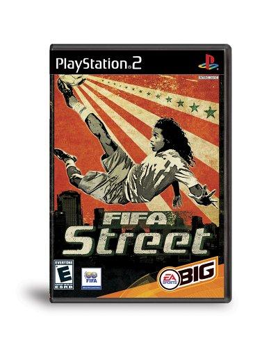 Fifa Street Playstation 2 - Fifa Street