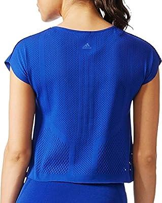 adidas Women's Warp Knit Training T-Shirt