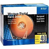 Western Digital WD400BBRTL 40 GB 7200 RPM Hard Drive