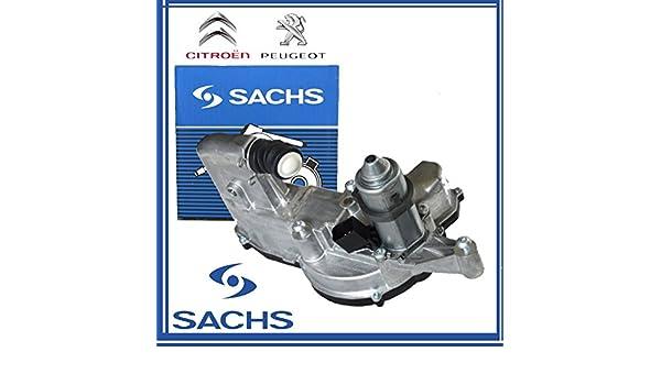 Actuador embrague Sachs para Citroen C2 C3 peugeot 1007 Peugeot 207 3981000089: Amazon.es: Coche y moto