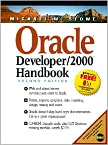 Oracle developer/2000 handbook