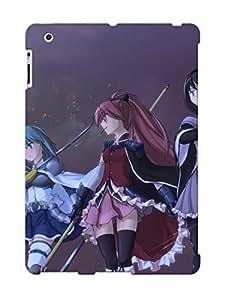 [aDIBEV-2314-rVVPC] - New Anime Puella Magi Madoka Magica Protective Ipad 2/3/4 Classic Hardshell Case