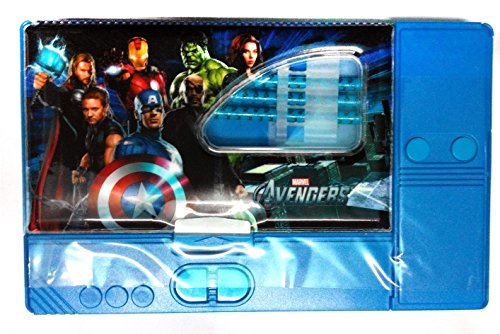 Kiku Gadget Jumbo Multi Purpose Pencil Box for Kids (B00UKUG4XM) Amazon Price History, Amazon Price Tracker
