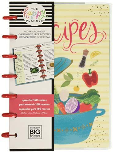 Me & My Big Ideas MAMPLNMT.1 Plnr Mini Recipe Foodie