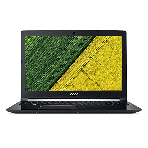 "Acer Aspire 7 A715-71G-71NC 15.6"" Intel Core i7 7th Gen 7700HQ (2.80 GHz) NVIDIA GeForce GTX 1050 8 GB Memory 1 TB HDD Windows 10 Home 64-Bit Gaming Laptop"