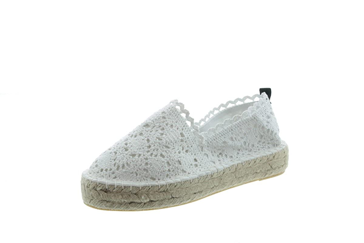 Colors of california Slip On Donna CHESPA21 Bianco Nuovo  -