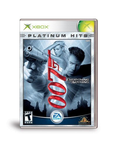 James Bond 007 Everything or Nothing - Xbox (Xbox 360 007 Games)