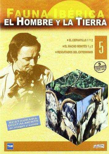 El Hombre Y La Tierra Vol. 5 [DVD]: Amazon.es: Varios, Felix ...