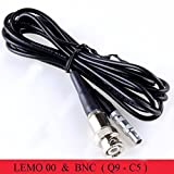 BNC Lemo Connection Cable for Ultrasonic Flaw