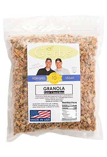 Super Seed Granola Pumpkin Sunflower product image