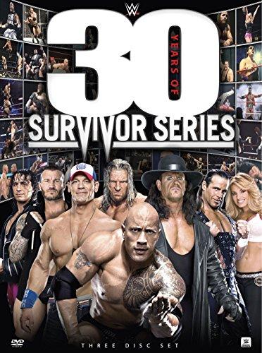 Wwe  30 Years Of Survivor Series
