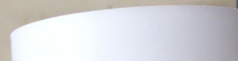 White melamine edgebanding rolls 5/8 x 120'' with no adhesive nonglued (.625') JSO Wood Products