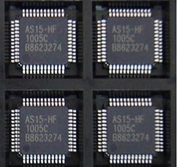 50PCS AS15 AS15-HF QFP48 E-CMOS ORIGINAL IC NEW