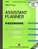 Assistant Planner, Jack Rudman, 0837309336
