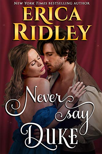 Never Say Duke (12 Dukes of Christmas Book 4) (English Edition)