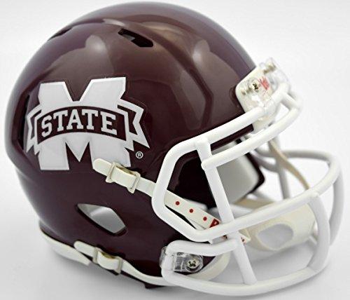 Mississippi State Bulldogs Riddell Speed Mini Football Helmet (State Mississippi Helmet)