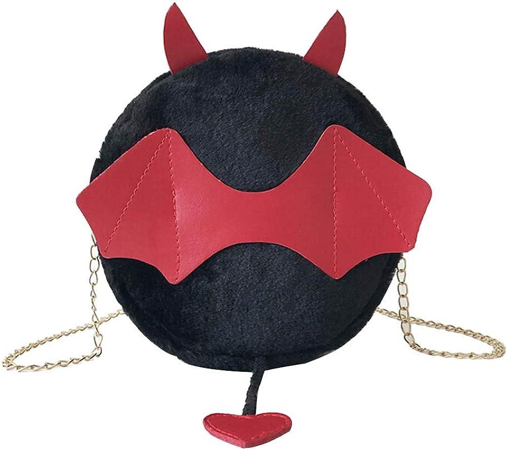 Rabbit Athli Unisex Classic Cartoon Bat Backpack Water-Resistant Campus Travel Bookbag