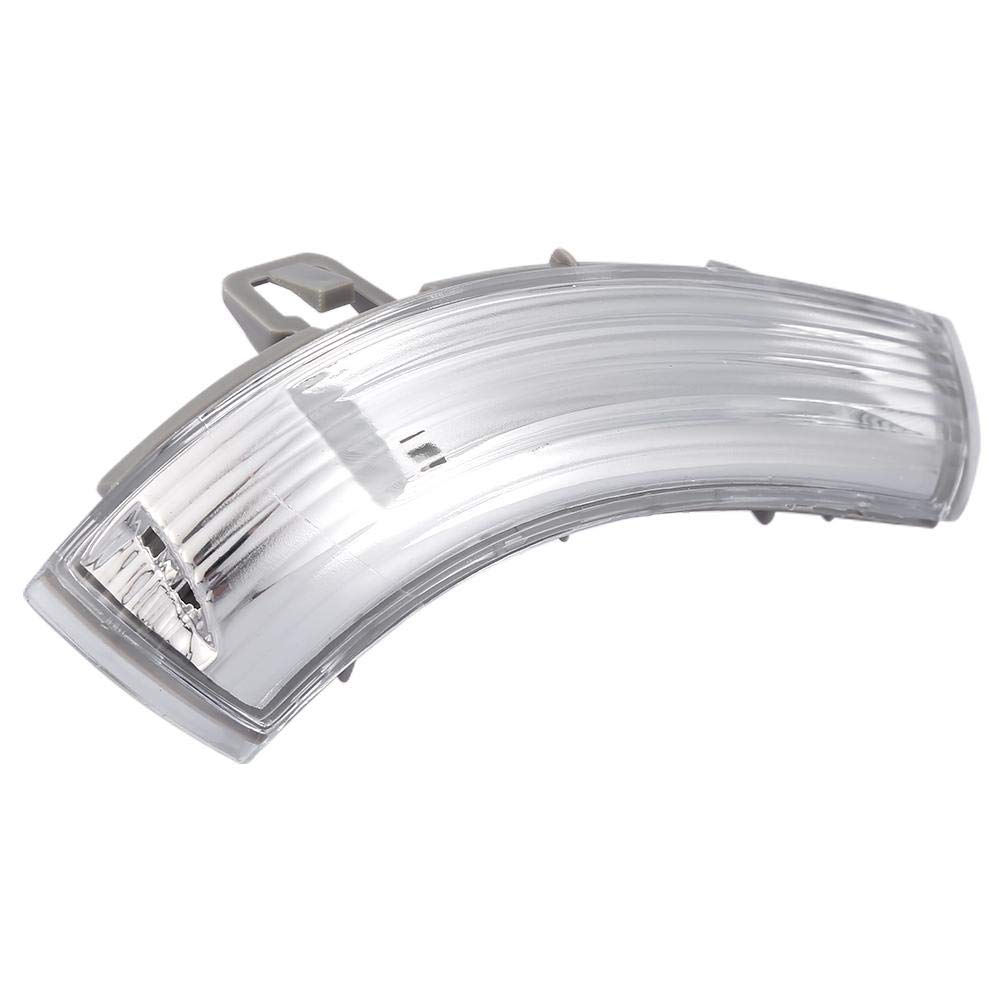 Outbit LED-Blinker 1 Paar Au/ßenspiegelanzeige Linse LED-Lampe Links rechts f/ür VW 1K0949101 Blinker