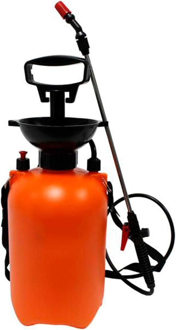 RZ TOOLS Pulverizador 5L litros Fumigador a Presión para Fumigar, Desinfectar, Limpiar, Jardín - Correa Ajustable para Colgar: Amazon.es: Hogar