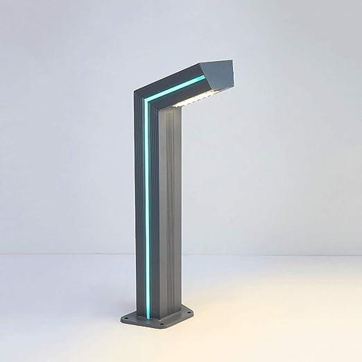 Modenny Lámpara de Mesa LED de césped al Aire Libre Lámpara de ...