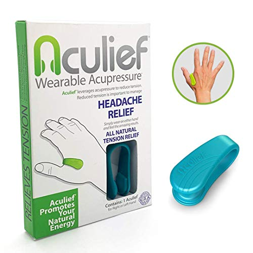 Aculief - Award Winning Natural Headache, Migraine ...