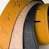 PRS Leather Bird Strap - Tan