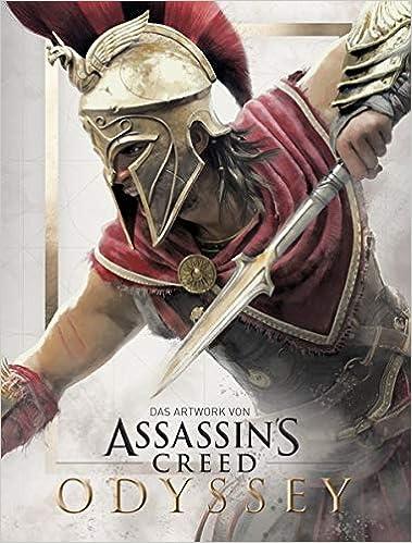 f65a045fc8 Das Artwork von Assassin's Creed Odyssey: Exklusive Einblicke in die  Entstehung des spektakulären Videogames: Amazon.de: Kate Lewis: Bücher