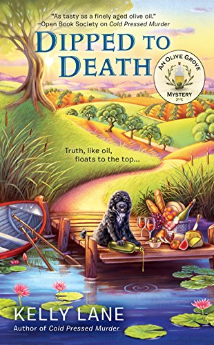 Dipped to Death (An Olive Grove Mystery Book 3)