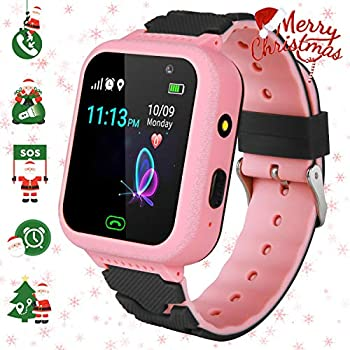 Amazon.com: LTAIN Kids Smart Watch Waterproof Phone ...