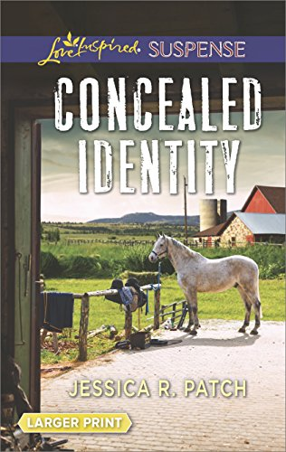 Concealed Identity (Love Inspired Suspense (Large Print))