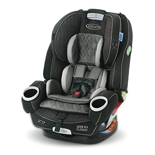 Graco 4Ever DLX Platinum 4-in-1 Car Seat, Hurley